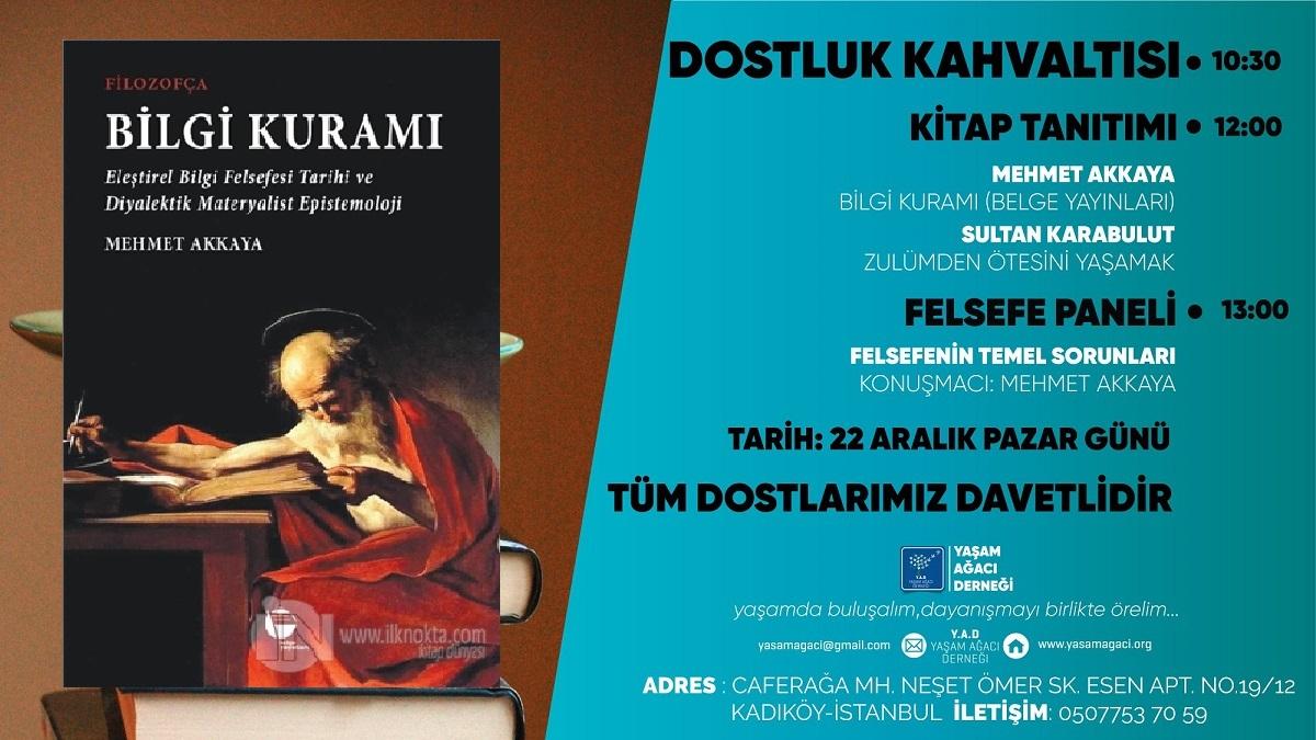 Bilgi Kuramı - Mehmet Akkaya
